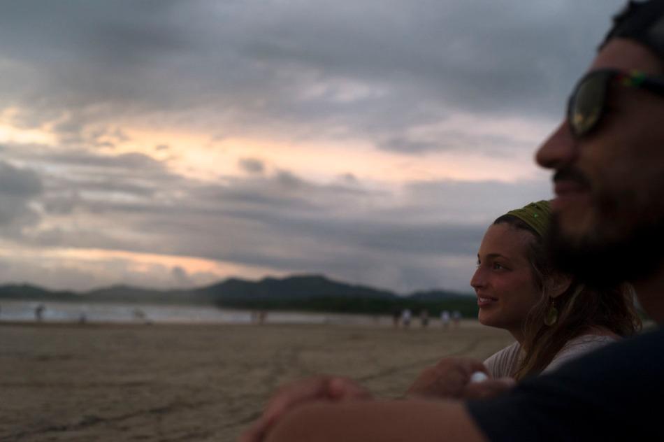 Megan and Eduardo